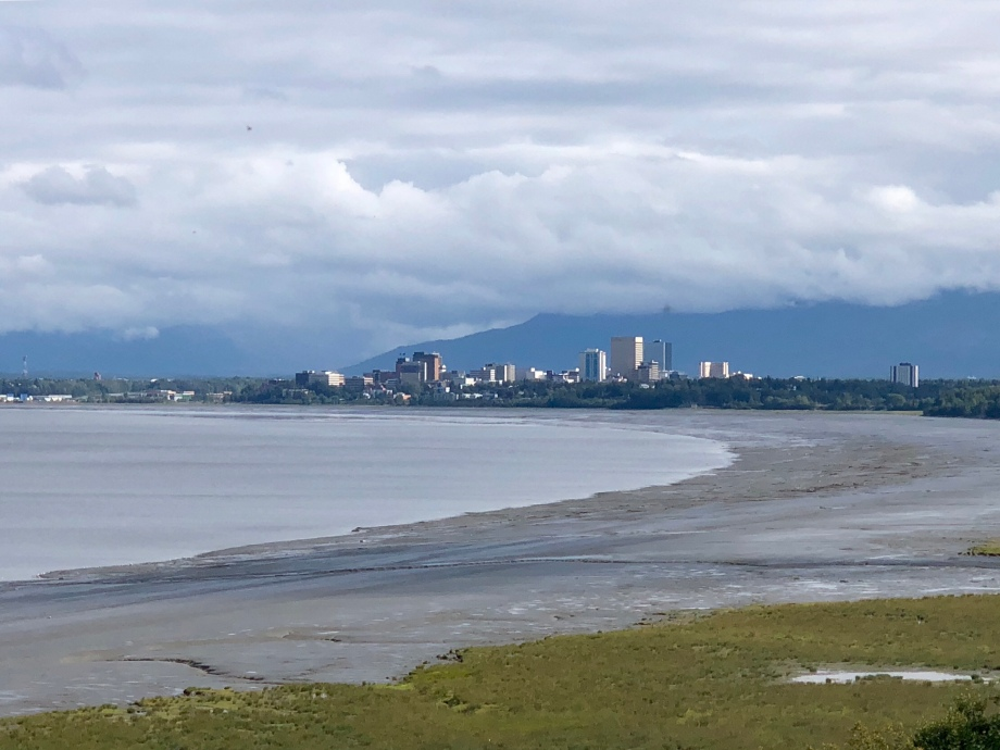 Anchorage, Just 30 Minutes From Alaska