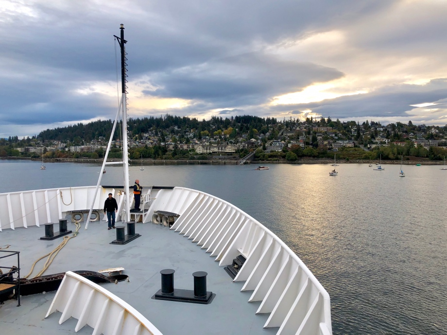 Inside Passage to Bellingham